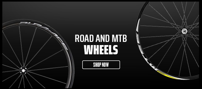 Road and MTB Wheels