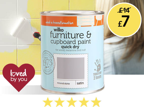 Wilko Com Upcycle With These Paint Savings Milled