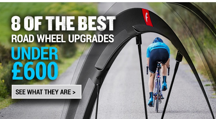 Eight of the best road wheel upgrades under 600