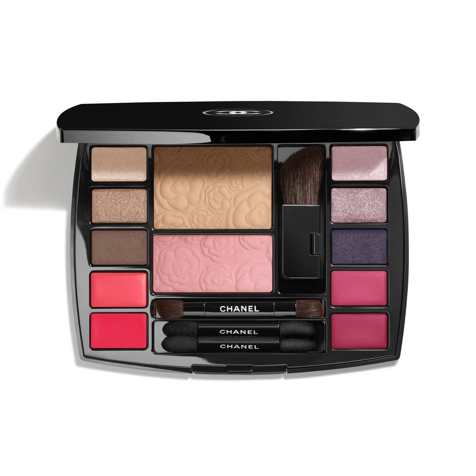 travel makeup palette makeup essentials with travel mascara in harmonie de camelias