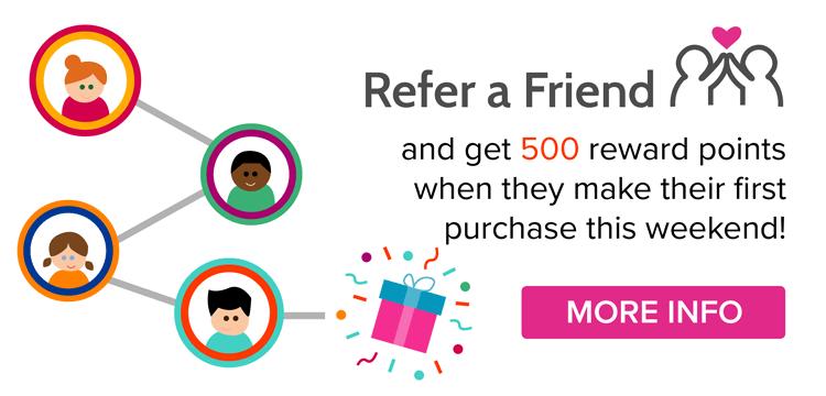 Refer a Friend Launch!
