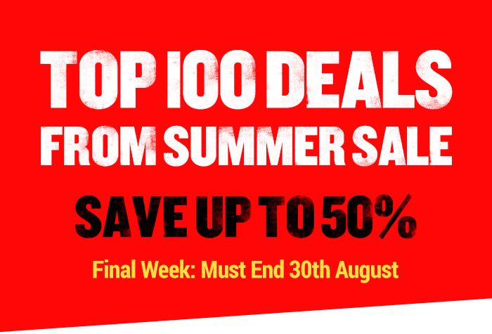 Summer sale picks