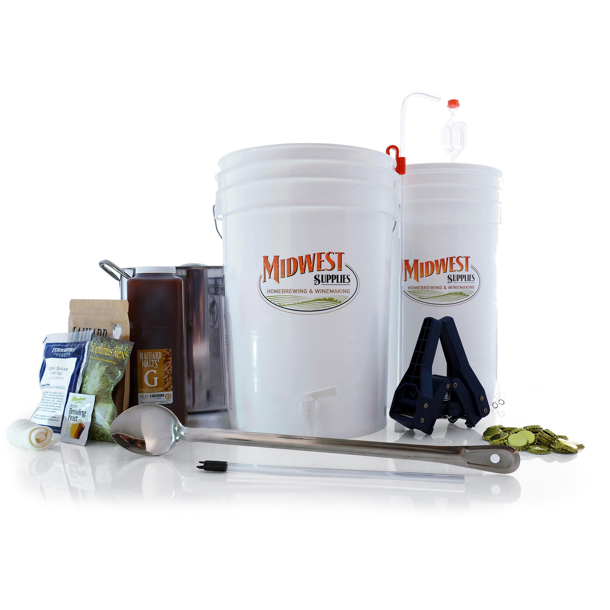 Platinum Pro Beer Brewing Starter Kit