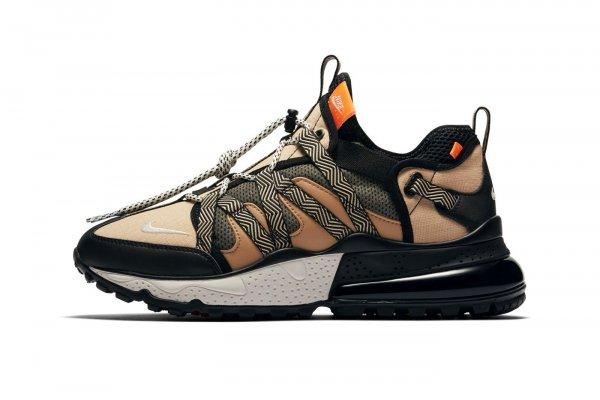 sports shoes 9e5ab 17b90 Hypebeast: Nike's Air Max 270 Bowfin Flexes in