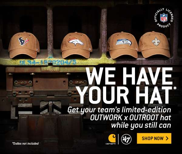 Carhartt: We have your team's hat - do you? | Milled