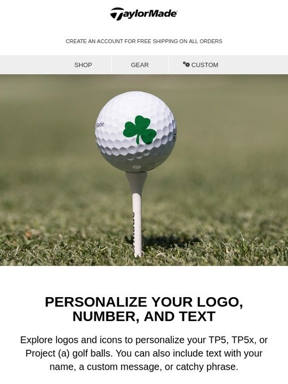 TaylorMade Golf: Personalization on Every Shot | Milled