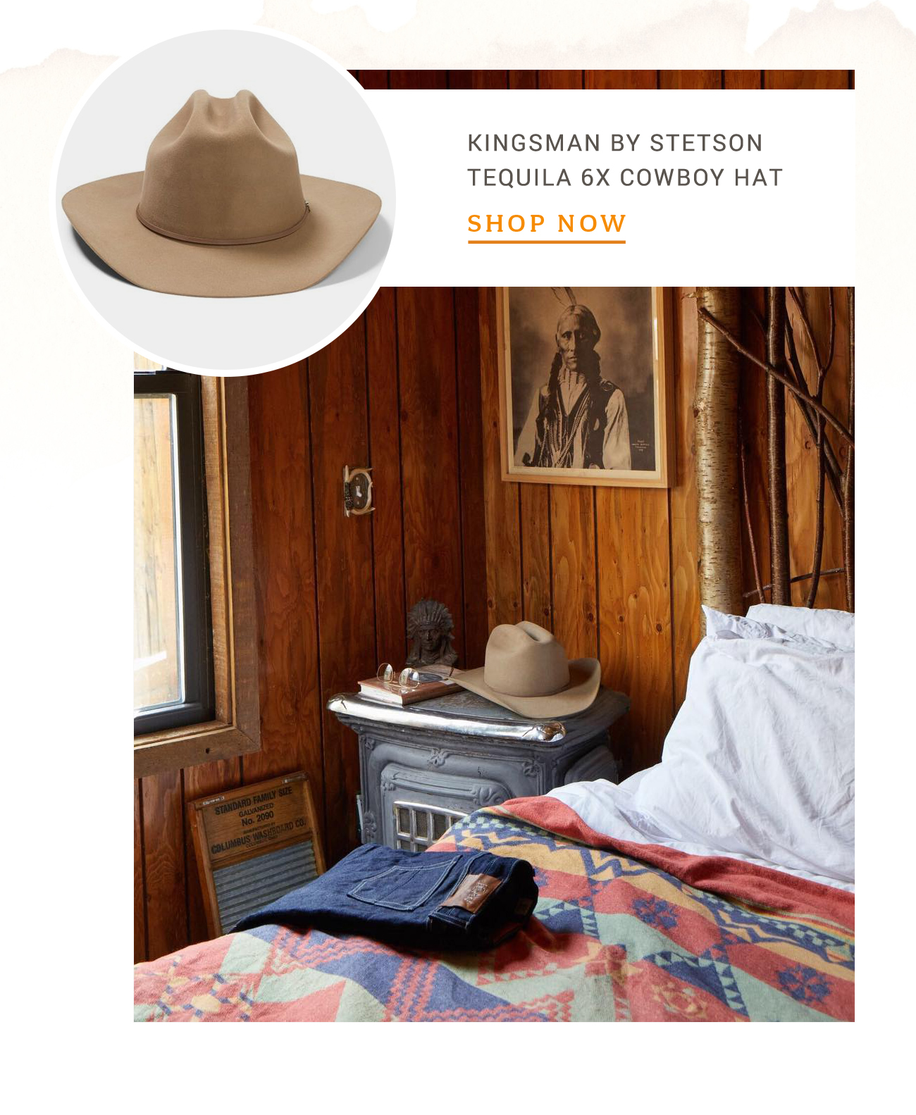 a7d5db1b32054 STETSON  Just In  Tequila   Jack