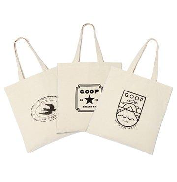 Goop Goop Mrkt Bag $18