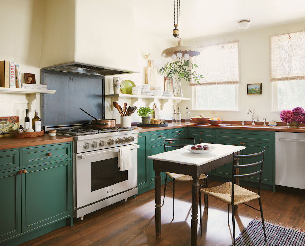 An Interior Designers Genius Tips for a Kitchen Makeover