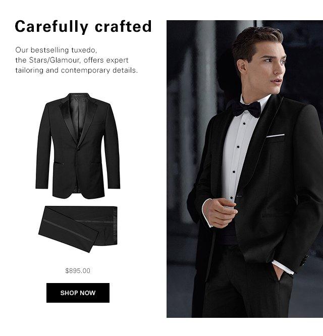 31cefb9d0709 Hugo Boss: Black Tie Event Essentials   Milled
