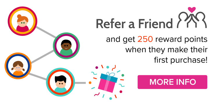 Refer a Friend Launch!