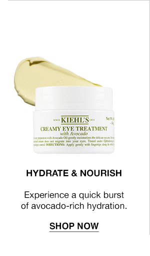 HYDRATE & NOURISH - Experience a quick burst of avocado-rich hydration. - SHOP NOW