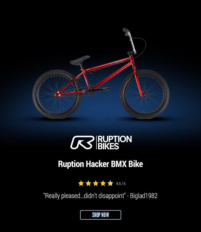 Ruption Hacker BMX Bike