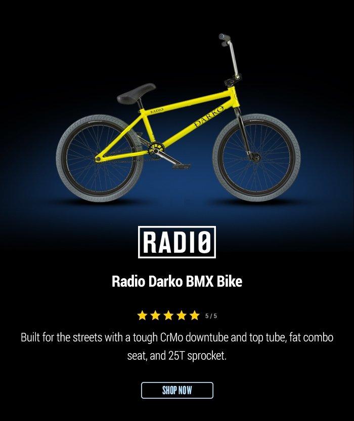 Radio Darko BMX Bike