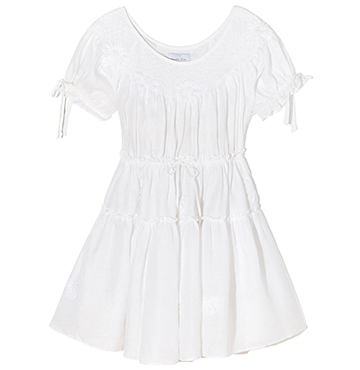 Innika Choo Mini Smock Collar Dress $393