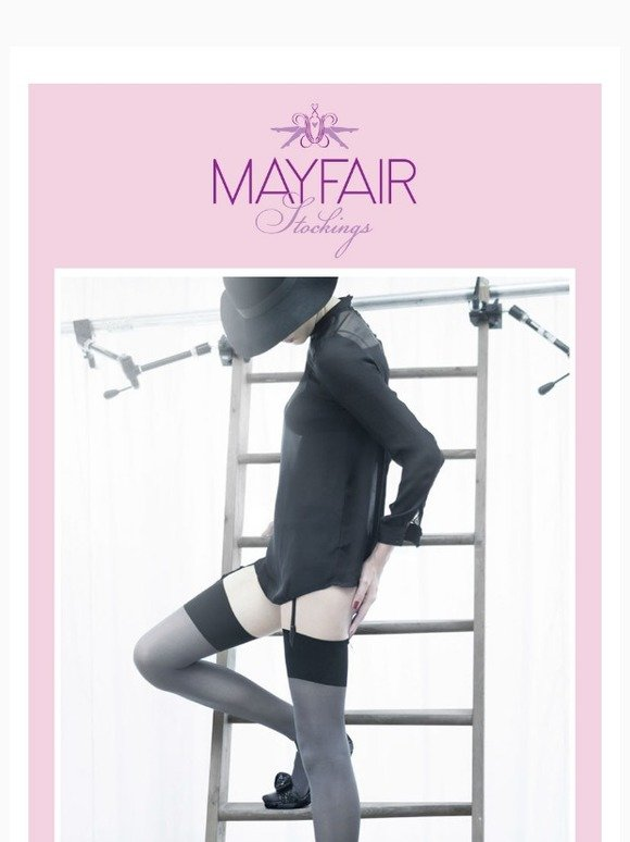4e18f5dc4bd Mayfair Stockings  NEW Autumn Opaques for your Legs
