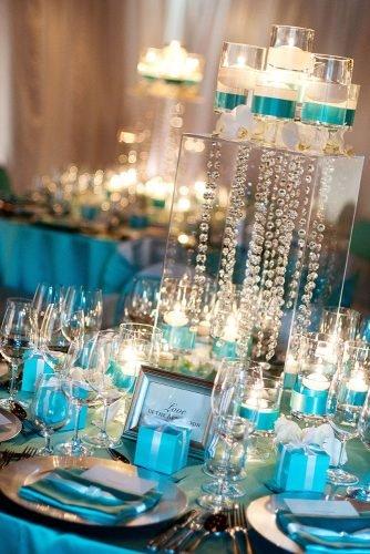 Weddingforward Posts From 30 Awesome Tiffany Blue Wedding