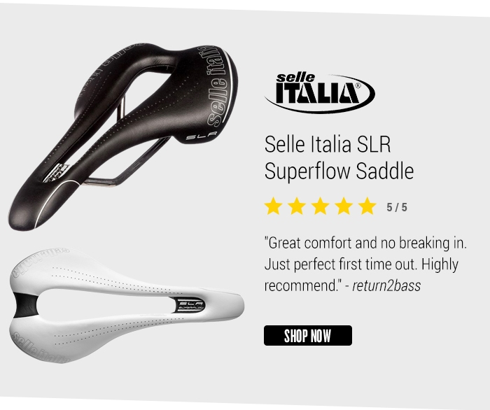 Selle Italia SLR Superflow Saddle