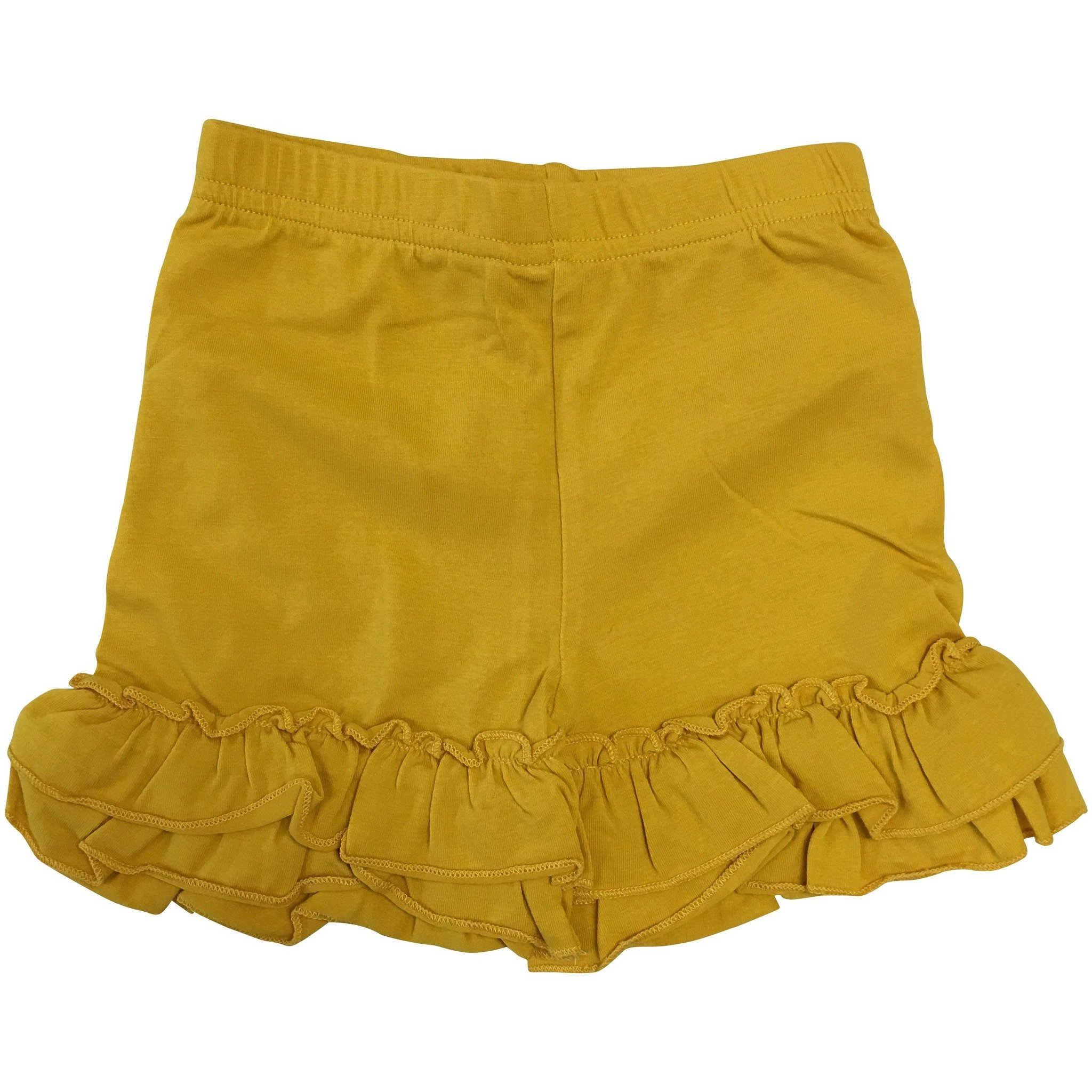 MJ Matches (Sept.) - Girls Ruffle Shorts PRE-ORDER