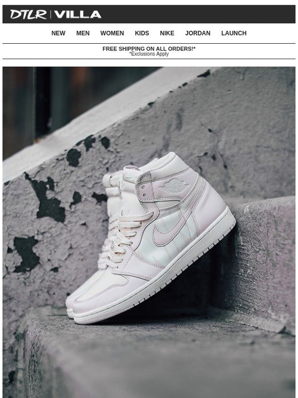 0047a7cadc00 DTLR (Down Town Locker Room)  JUST DROPPED  Jordan 1  Guava Ice ...