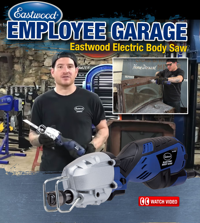 The Eastwood Company: 🚥 You're New Favorite Cutting Tool