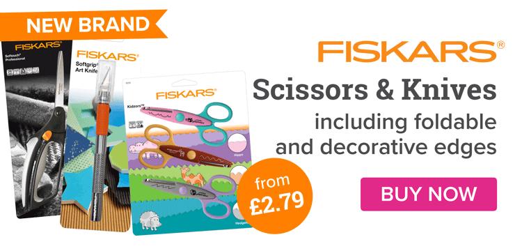 Fiskars Scissors & Knives