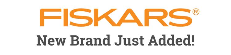 NEW TO SITE: Fiskars