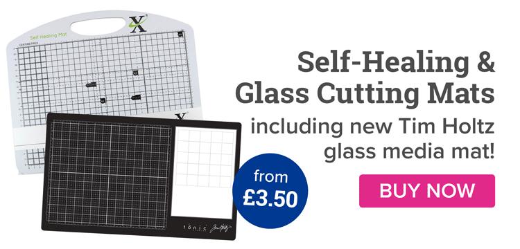 Self-Healing & Glass Cutting Mats
