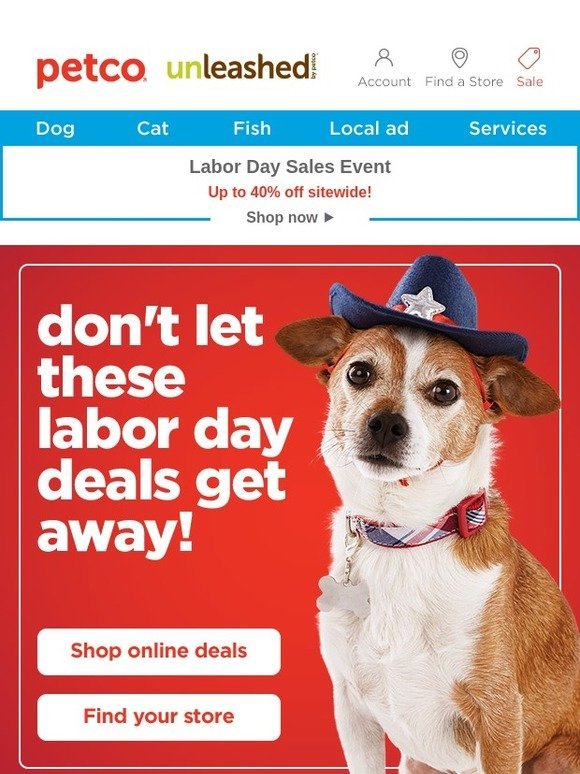 Petco Time Flies When You Re Saving Last Chance Milled