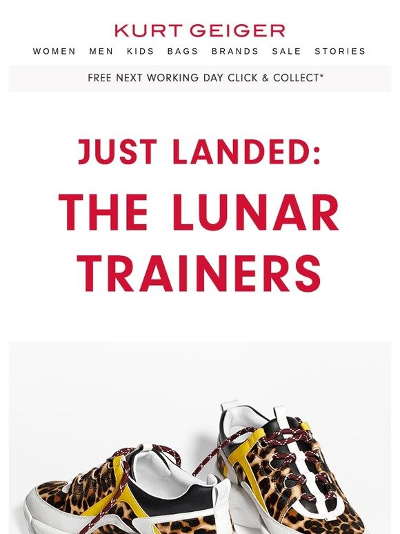 The Lunar Trainers Have Arrived