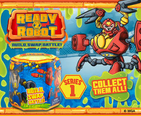 3 for 2 on All Ready2Robot