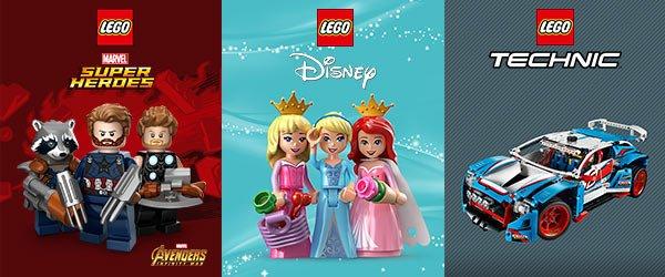 Lego promotion