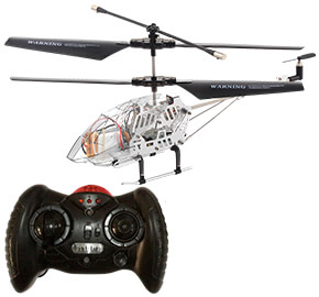 Light Up 3 Channel Helicopter
