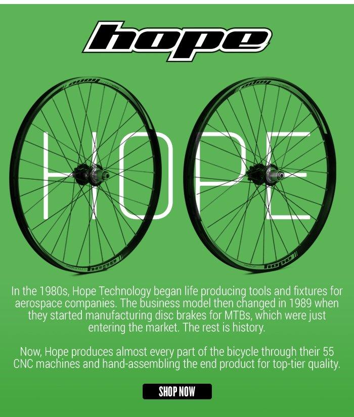Hope wheels