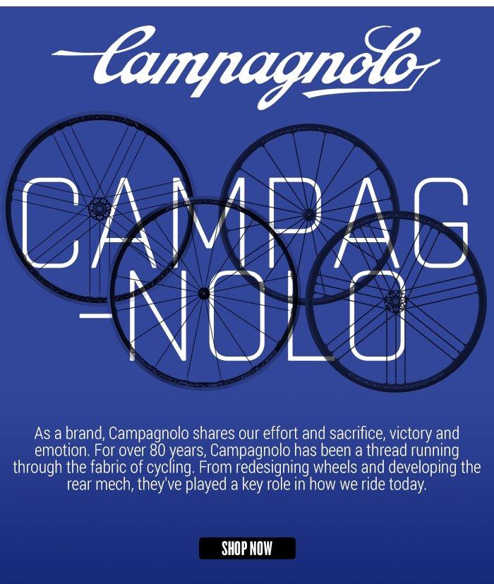 Campagnolo wheels