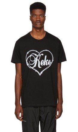 Scorpion for SSENSE - SSENSE Exclusive Black 'Keke' T-Shirt