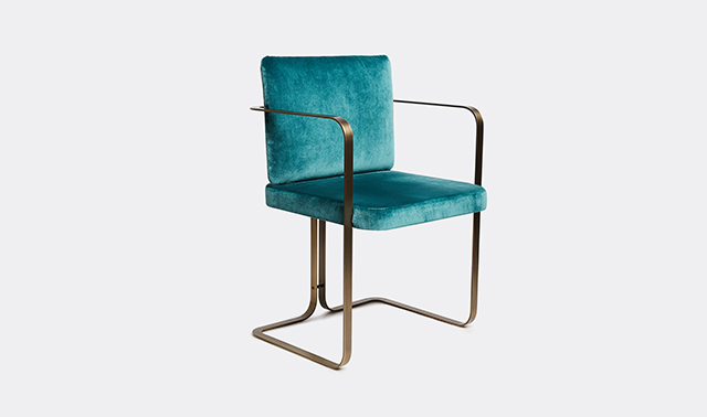 'S2 Murena' chair by Marta Sala ditions