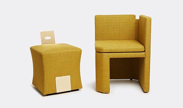 'S1 Duda' chair
