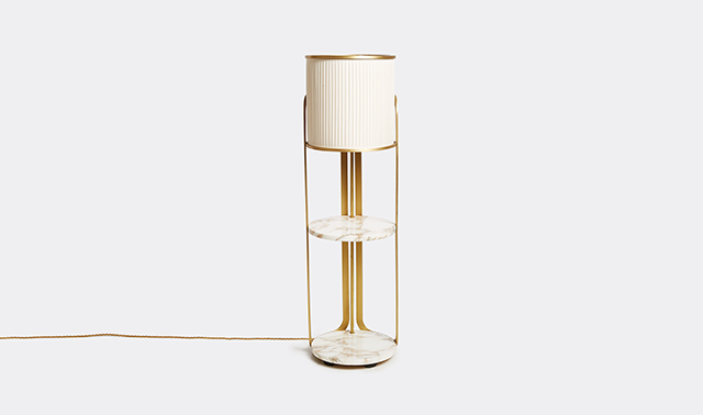'LT1 Achille' table lamp  by Marta Sala ditions
