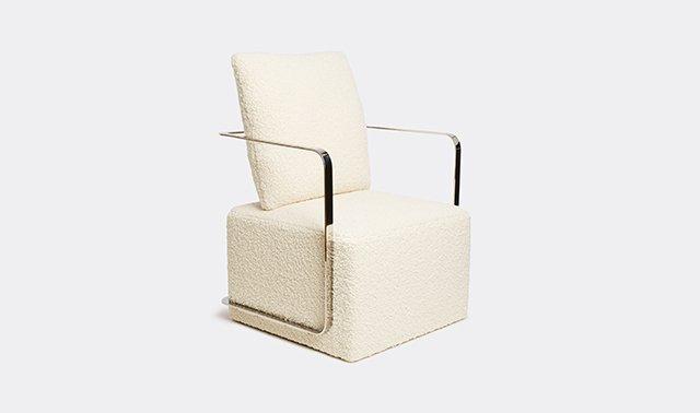 P6 Silla' armchair by Marta Sala ditions