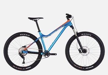 Vitus Sentier + Hardtail Bike - Deore 1x10 2018