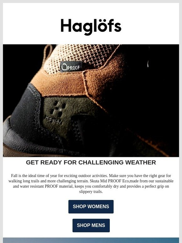 6f76a19396e Haglöfs SE: Get ready for challenging weather | Milled