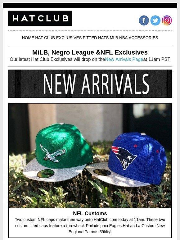 Hat Club  MiLB X Steelheads X NFL 😁  fe4b4b89b
