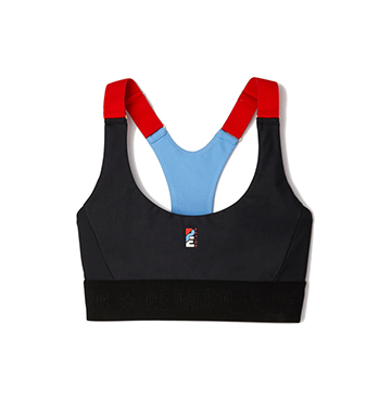 P.E. Nation The Forecourt Crop Top $130