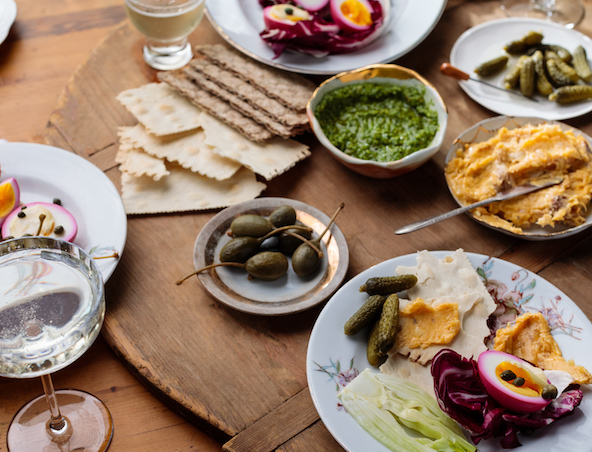 The Vesper Board Is the New Cheese Plate