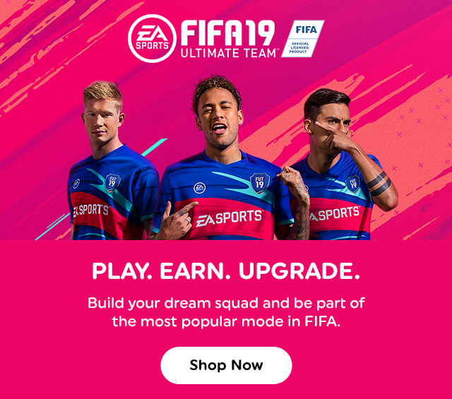 FIFA 19 Ultimate Team Points