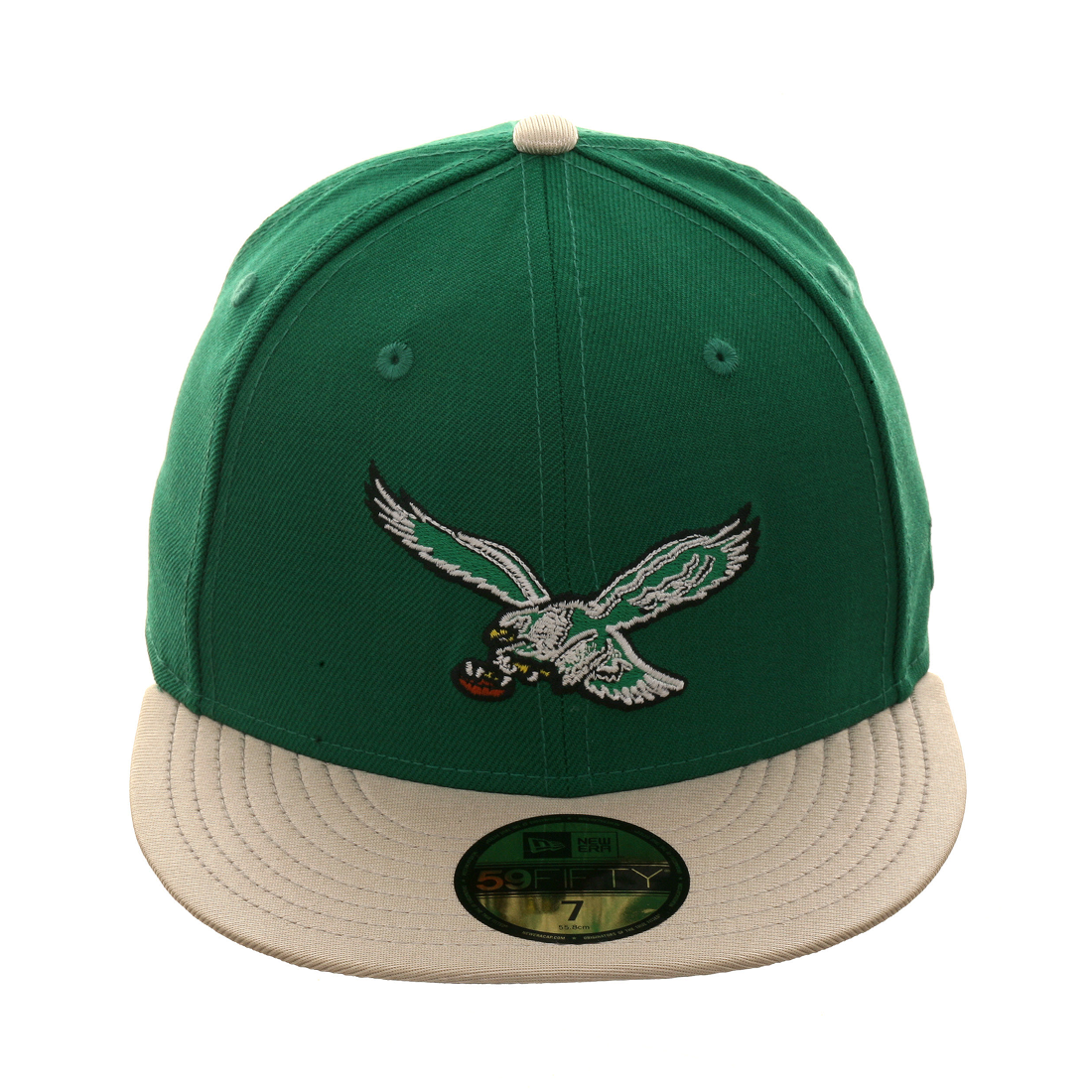 4d35fb8932f Exclusive New Era 59Fifty Philadelphia Eagles 1987 Hat - 2T