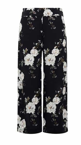Isabel Co-Ord Printed Culottes