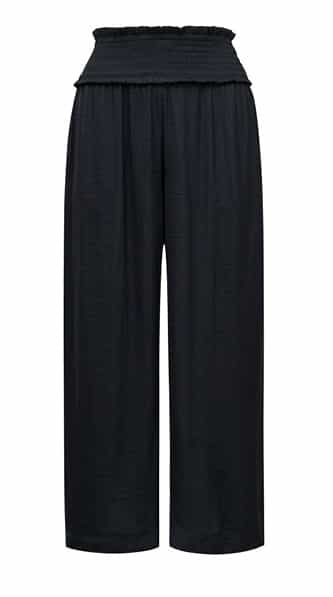 Cara Co-Ord Shirred Waist Culottes
