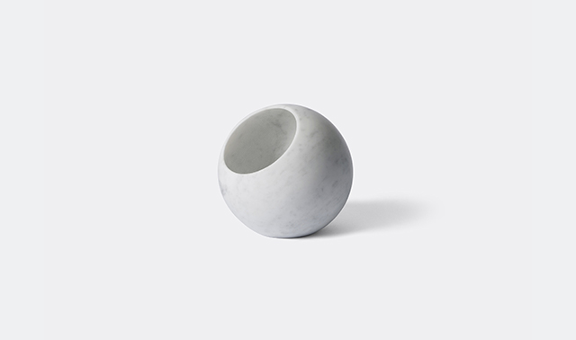 'Urano' table lamp, small by Salvatori